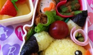 【ポケモン ピカチュウ】のお弁当★大谷育江さん可愛すぎです