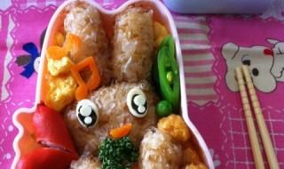 【ウサギさん】のお弁当★珍しくオリジナル