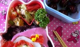 【おジャ魔女どれみ 春風どれみ】のお弁当★小さい頃大好きだったアニメ!