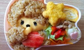 【モンチッチ】のお弁当★ハッピーバースデー!