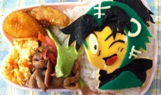 【忍たま乱太郎 きり丸】のお弁当★実写化もしたんですね!