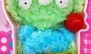 【リトルグリーンメン】のお弁当★「色……」とも言われました。