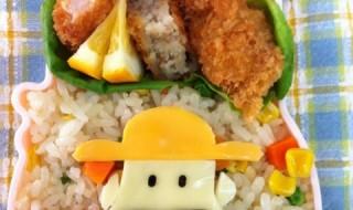 【明治 カール カールおじさん】のお弁当★それにつけてもおやつはカール♪