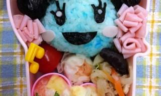 【たまごっち めいどっち】のお弁当★みきおという名前でした。