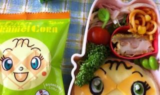 【それいけ!アンパンマン メロンパンナちゃん】のお弁当★アンパンマン界のアイドル?