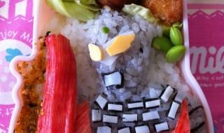 【ウルトラセブン】のお弁当★またまたリクエスト!