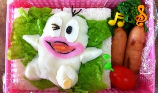 【オバケのQ太郎 Q太郎】のお弁当