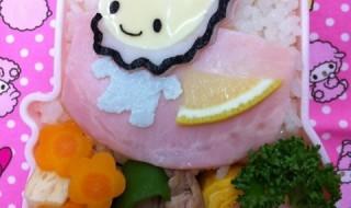 【おねがいマイメロディ カキくん】のお弁当★隠れ人気キャラ?!