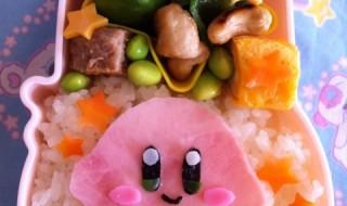 【星のカービィ カービィ】のお弁当