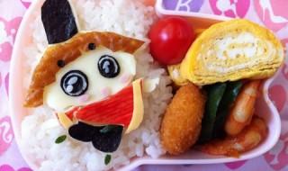 【おじゃる丸】のお弁当