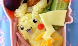【ポケモン ピカチュウ】のお弁当