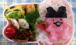 【明治製菓 アポロチョコレート アポロちゃん】のお弁当