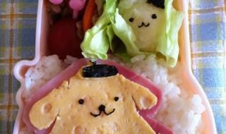 【ポムポムプリン】のお弁当