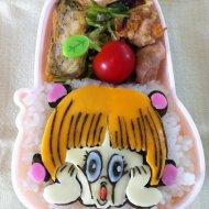 【ブラックジャック ピノコ】のお弁当★アッチョンブリケ!