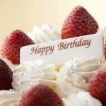 ショートストーリー『お誕生日おめでとう』
